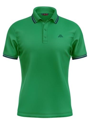 Robe di Kappa Rdk Erkel Polo T-Shirt Santa Yeşil